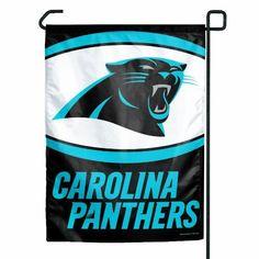 NFL Carolina Panthers Garden Flag d76447267