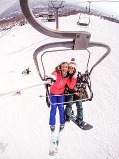 ski single damer)