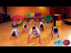 Full 25 min exercise routine program for kids and parents lose weight 2019 KIDS WORKOUT ! Full 25 min exercise routine program for kids and parents loose weight 2018 – YouT Fat Burning Cardio Workout, Cardio Workout At Home, Kids Workout, Fun Workouts, At Home Workouts, Workout Plans, Best Beginner Workout, Workout Routines For Beginners, Workout Videos