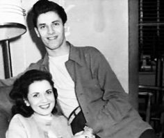Jerry Lewis and Patti Palmer - 1945