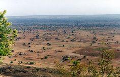 Dapaond, Togo. Africa.