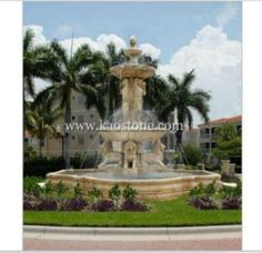 Stone Marble Fountain for Garden Ornament on Made-in-China.com
