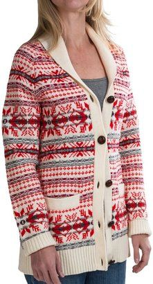 Woolrich Darlington Cardigan Sweater (For Women) - Shop for women's Cardigan
