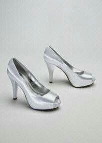 Dyeable Bridesmaid Shoes
