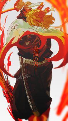 Anime Demon, Manga Anime, Anime Art, Samurai, Otaku, Super Anime, Cool Anime Pictures, Demon Hunter, Anime Fantasy