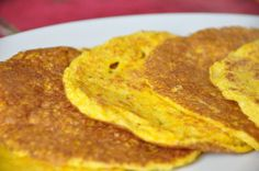 pancake courgettes ou courge