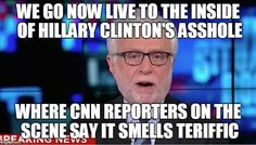 Meanwhile, at CNN... - Imgflip