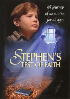 Stephen's Test of Faith, Christian Film, Movie, DVD Kid Movies, Family Movies, Great Movies, Movies To Watch, Movies And Tv Shows, Faith Based Movies, Christian Films, Christian Videos, The Bible Movie