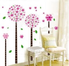 Dandelion Vinyl Removable Wall Decal, just $3.08 shipped!