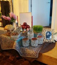 HaftSin Persian New Year