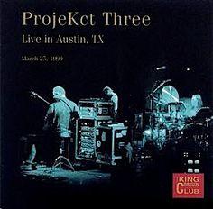 "ProjeKct Three ""Live in Austin, TX , March 25, 199..."