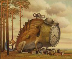 Weird Art (75 amazing artworks) by Stryker