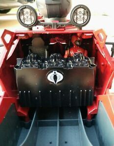CUSTOM Hasbro GI Joe Cobra Battle Truck Free Shipping!   | eBay