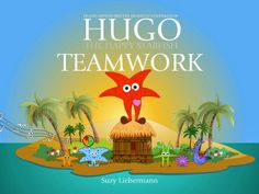 Hugo is a neat little children's book series that helps to teach kids valuable life skills, like dealing with bullies, patience, teamwork, and more.