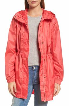 SALE   50.21 - Joules Right as Rain Packable Hooded Raincoat -  shop.nordstrom. cd832715123b