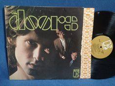 RARE Vintage The Doors  S/T Debut Vinyl LP by sweetleafvinyl