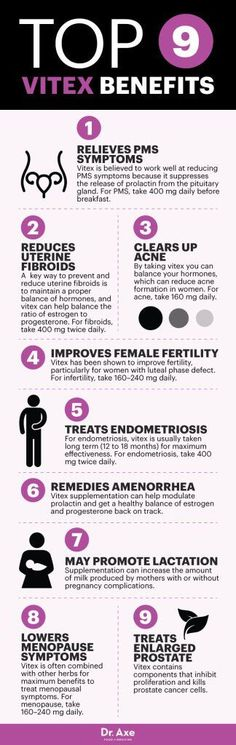 Vitex, also known as chasteberry, is the top natural remedy for PMS symptoms and more. But that's not all. It's beneficial for men as well.