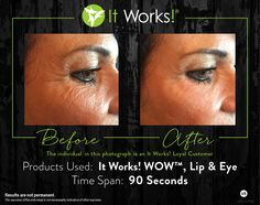 Wipe Out Wrinkles #livecleanwithgreens