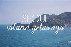 Island Getaways Around Seoul