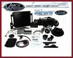 SureFit Kit For Chevy Truck 1955-1959   DD Auto Air San Antonio