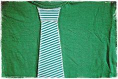 Bournonville: Fin klædt på med slips... DIY ( Til Drenge)