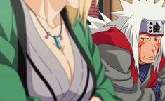 Jiraiya and Tsunade - Naruto Naruto Shippuden Sasuke, Naruto Kakashi, Sasunaru, Anime Naruto, Boruto, Naruto Cute, Lady Tsunade, Jiraiya And Tsunade, Jojo's Bizarre Adventure