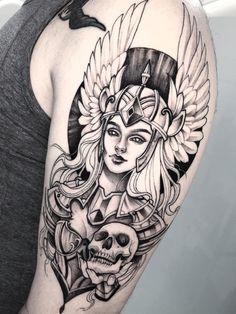 Norse Tattoo, Viking Tattoos, Leg Tattoos, Body Art Tattoos, Sleeve Tattoos, Armor Tattoo, Viking Tattoo Design, Tattos, Tattoo Girls