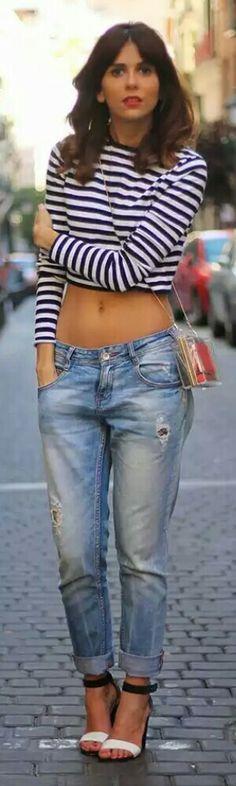 Cropped Fashion by No Solo Moda