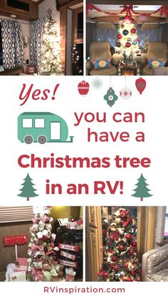 50 Beautiful RV Camper Small Space Holiday Decor To Cheer You Up. There's a lot you can do in order to your bathroom by utilizing ceramic tiles. A little bathroom off the face of the bedroom will give your guest with. Rv Camping Checklist, Rv Camping Tips, Camping Ideas, Rv Tips, Camping Essentials, Tree Camping, Camping List, Camping Products, Outdoor Christmas