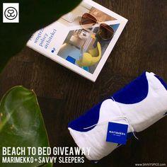 Marimekko for Target   Savvy Sleepers Giveaway!