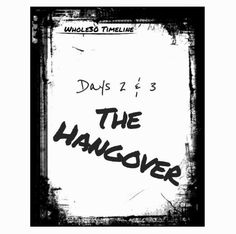 HolyMamaMoly   Whole30 (Jan 2015)   Day 2: Big Girls Don't Cry - The Hangover