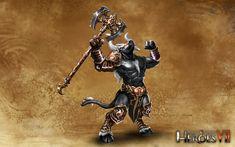 Dungeon Minotaur | Might & Magic® Heroes 7
