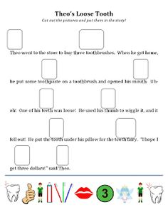 "Articulation: Free ""Th"" Story Activity"