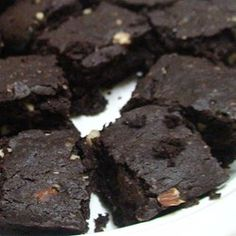 Triple Chocolate Tofu Brownies - Allrecipes.com