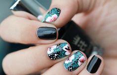 Diseños para manicure, diseños para manicure señorita.   #uñasbonitas #nailsCLUB #uñassencillas