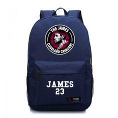 5fb50773191759 The NBA Championship Cleveland Cavaliers LeBron James 23 Logo Computer bag  Shoulder Bag