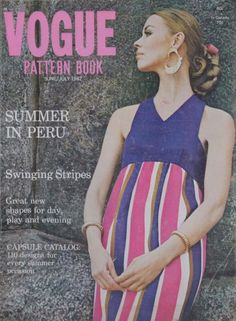 Vogue Pattern Book June/July 1967 rare Vogue Pattern Book that is filled with vintage ads, sewing advice, and, of course, lots of beautiful photos of clothing made from vintage Vogue patterns. This particular magazine is the June/July edition from 1967.sld 33+fr 7/14/17