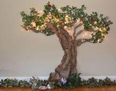 Fairy Tree Party Decor by Craftpocalypse.deviantart.com on @deviantART