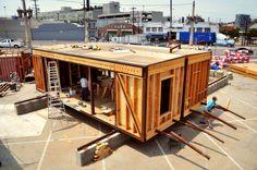 Gallery - Solar Decathlon 2013: SCI-Arc & Caltech Create California-style, Zero Net Energy Bungalow - 8