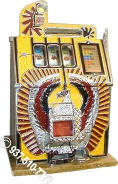 Mills Antique Slot M