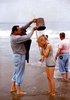 Sandra Dee during shooting of Gidget -Don Ornitz-Globe Photos, Inc