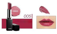 2016 New Lipstick Matte Waterproof Magic Makeup Nude Lipstick Lip Gloss 10 Color Available Batom Mate Lip Cosmetic Make Up