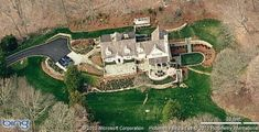 East Coast love nest.  Blake Lively and Ryan Reynolds now call this CT estate home, together.