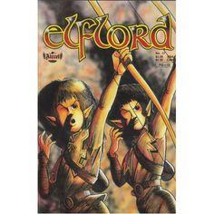 ELFLORD #17   1986-1988   VOLUME 2   AIRCEL   $2.40