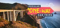 Car Rental Tips: Explore Popular One-Way Rental Routes