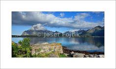 Austvågøya Island, Lofoten, Norway