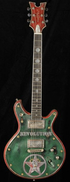 McSwain Guitars Revolution