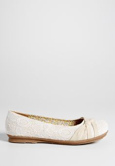 Larissa lace comfort ballet flat (original price, $29.98) available at #Maurices
