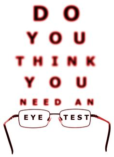 20/20 vision and eye charts explained.
