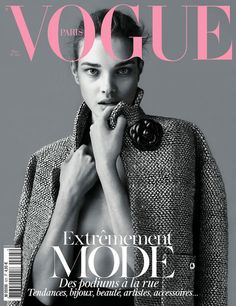 French Vogue; March 2012